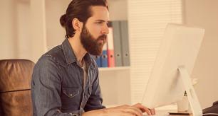 profissional trabalhando como freelancer