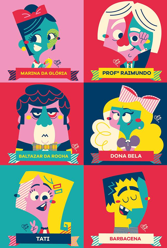 ilustracoes-da-ilustradora-clau-souza-para-escolinha-do-professor-raimundo