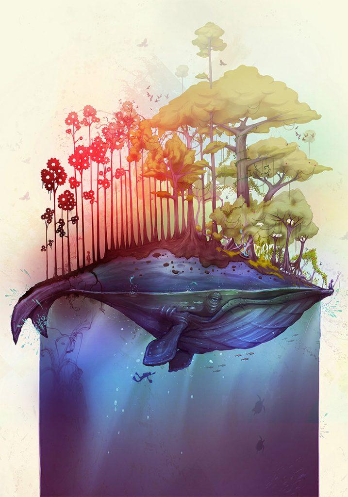 ilustracao-mother-island-por-thiago-neumann